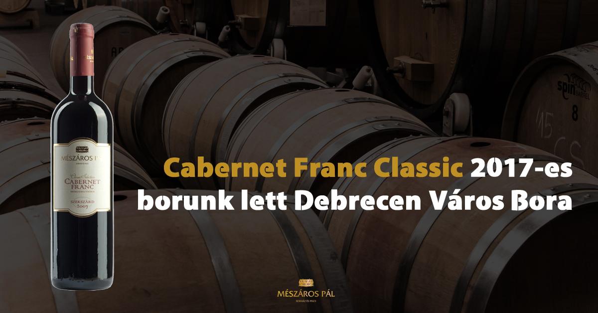 cabernet franc classic 2017